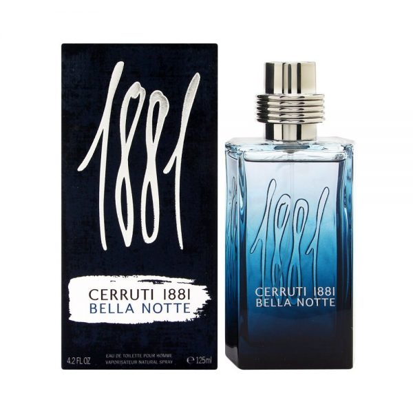 Cerruti 1881 Bella Notte Eau de Toilette 125ml EDT Spray