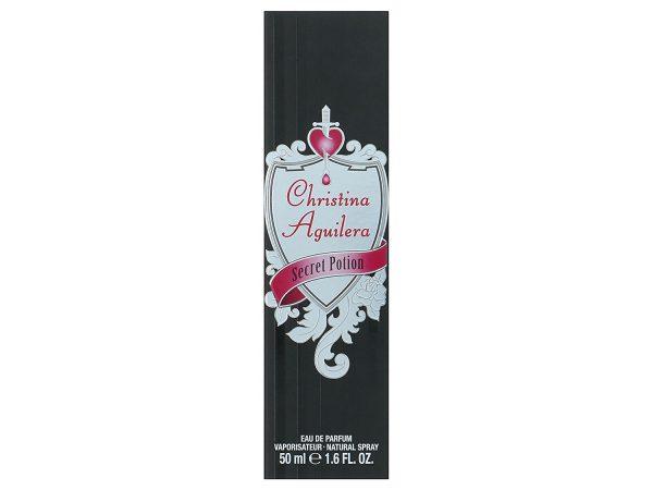Christina Aguilera Secret Potion Eau de Parfum 50ml EDP Spray