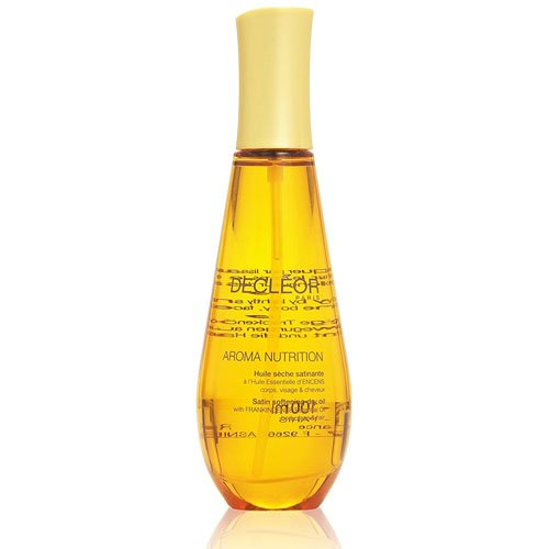 Decleor Aroma Nutrition Satin Softening Dry Oil with Frankincense Essential Oil 100ml Normal to Dry Skin