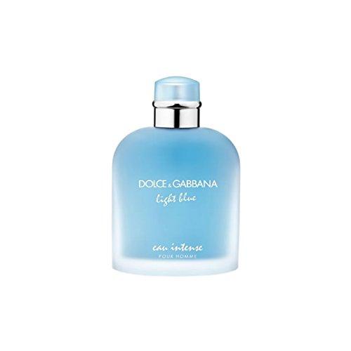 Dolce Gabbana Light Blue Eau Intense Pour Homme Eau de Parfum 200ml Spray
