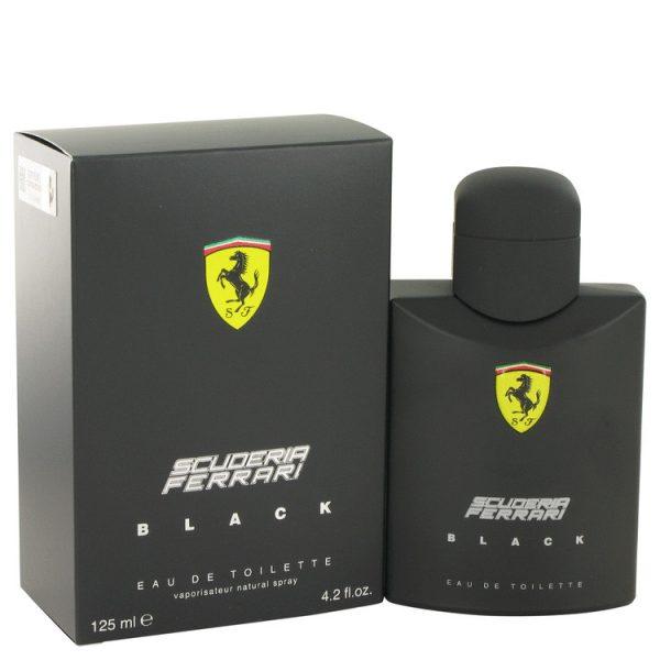 Ferrari Scuderia Ferrari Black Eau de Toilette 125ml Spray