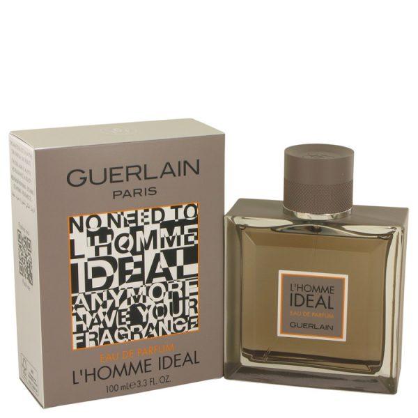 Guerlain L'Homme Ideal Eau de Toilette 100ml Spray