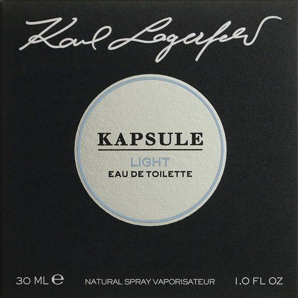 Karl Lagerfeld Kapsule Light Eau de Toilette 30ml Spray
