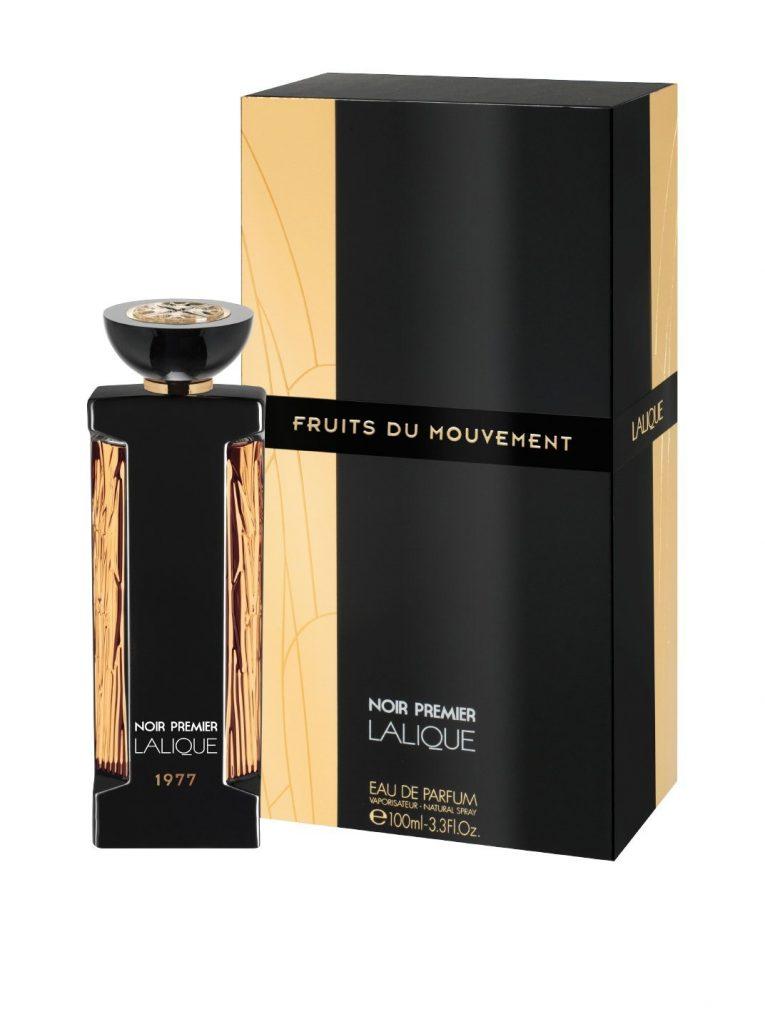 Lalique Noir Premier Fruits du Mouvement Eau de Parfum 100ml Spray