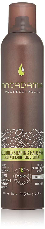 Macadamia Professional Flex Hold Shaping Hairspray 328ml