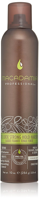 Macadamia Professional Style Lock Strong Hold Hairspray 328ml