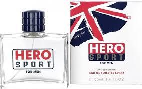 Mayfair Hero Sport Eau de Toilette 50ml Spray – Limited Edition
