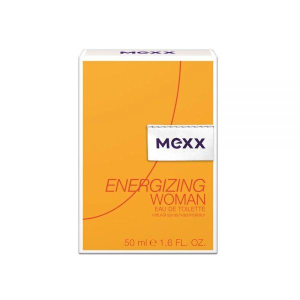 Mexx Energizing Woman Eau de Toilette 30ml Spray
