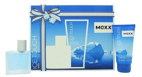 Mexx Ice Touch Man Gift Set 30ml EDT 50ml Shower Gel