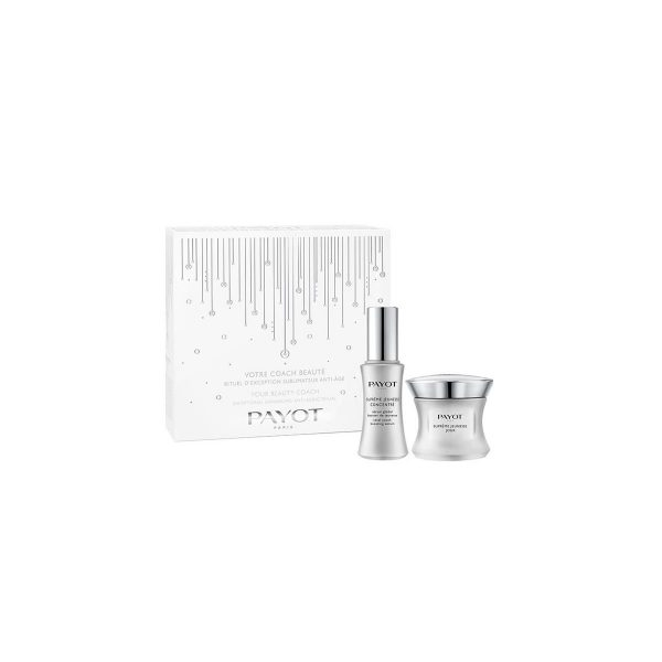 Payot Supreme Jeunesse Gift Set 50ml Youth Enhancing Day Cream 30ml Total Youth Boosting Serum