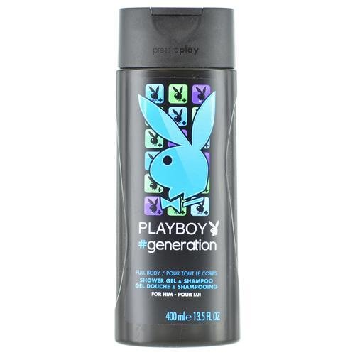 Playboy Generation For Him Shower Gel 400ml