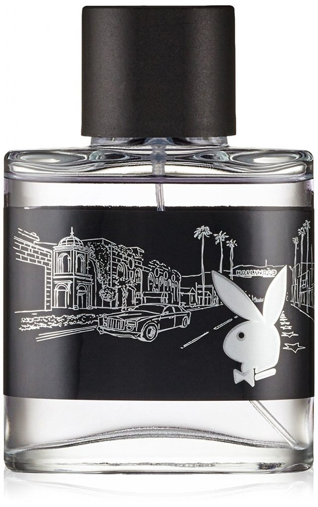 Playboy Hollywood Eau De Toilette 50ml Spray