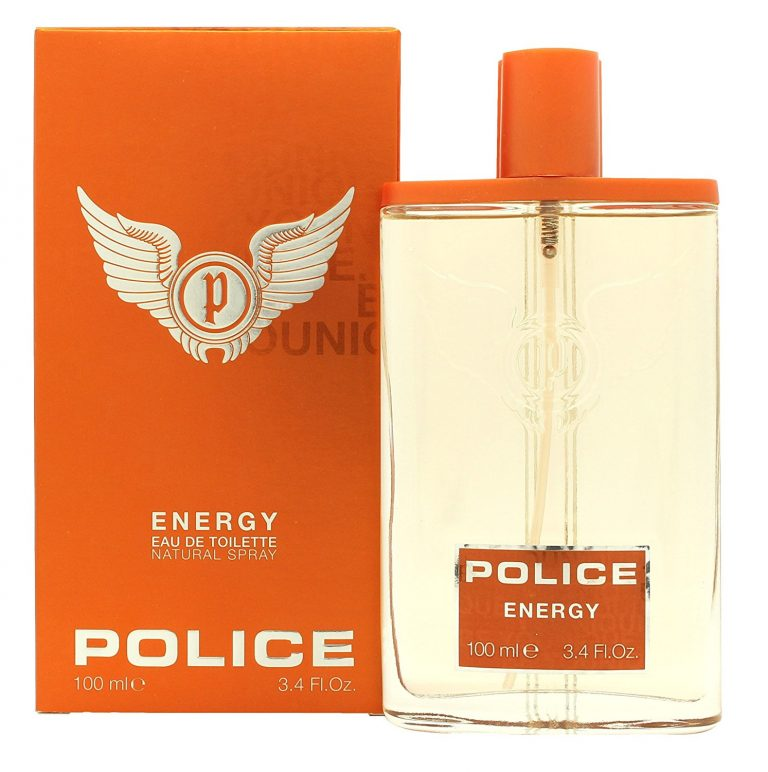 Police Energy Eau de Toilette 100ml EDT Spray