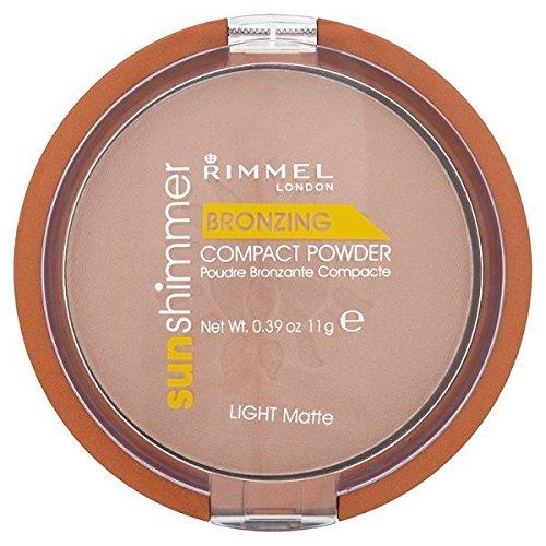 SUNkissed Cosmetics Shimmer Bronzing Powder 28g