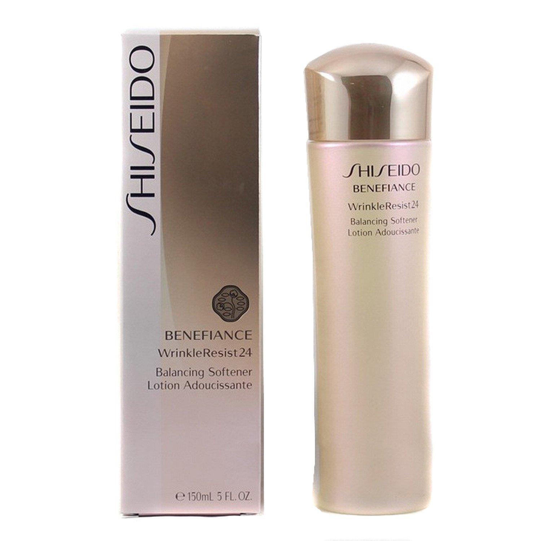 Shiseido - Benefiance WrinkleResist24 Balancing Softener Enriched -150ml/5oz Nourish - Facial Cleansing Sensitive Brush Head Replacements - 3 Pack (pack of 2)