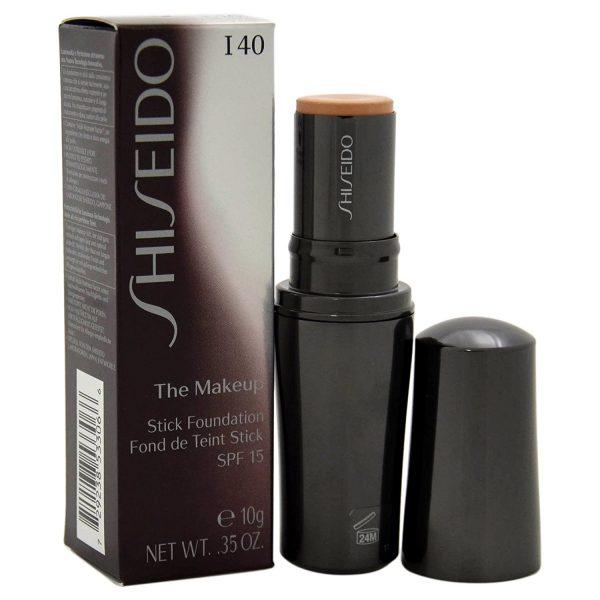 Shiseido The Make Up Stick Foundation SPF15 10g – Natural Fair Ivory I40