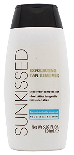 Sunkissed Dual Purpose Self Tan Remover 150ml