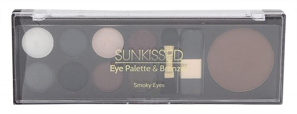 Sunkissed Eye Palette Bronzer Set Everyday Glamour 11 Pieces