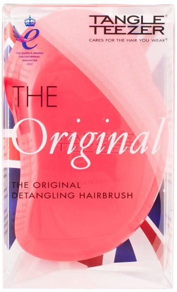 Tangle Teezer Salon Elite Detangling Hair Brush – Dolly Pink