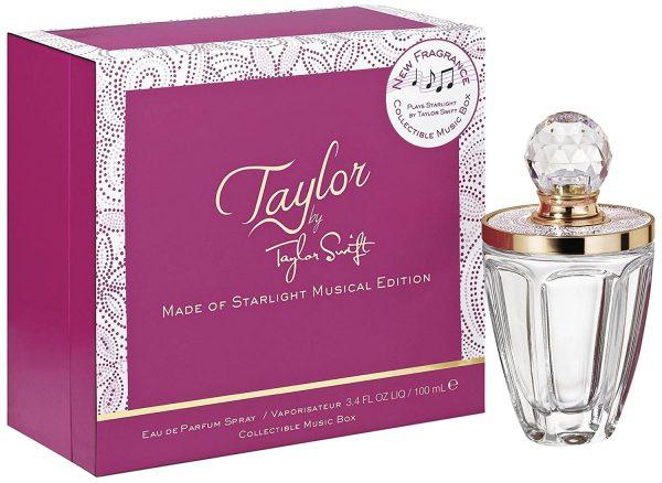 Taylor Swift Taylor Made of Starlight Eau de Parfum 100ml Spray Musical Edition