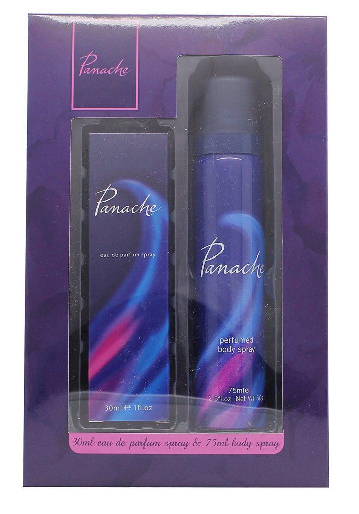 Taylor of London Panache Gift Set 30ml EDP 75ml Body Spray