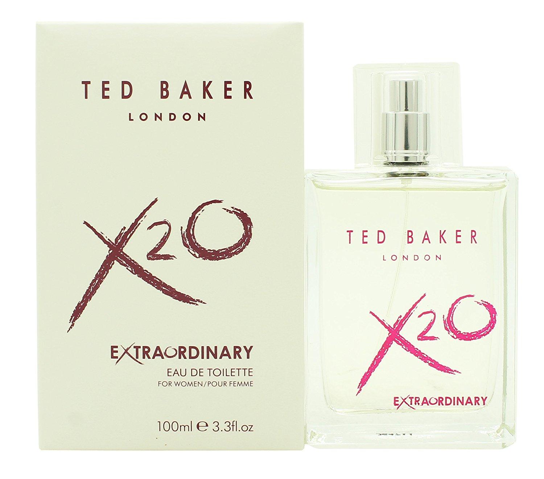 eff7fec2ffc2 Ted Baker X20 Extraordinary for Women Eau de Toilette 100ml EDT Spray.  £14.85