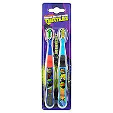 Teenage Mutant Ninja Turtles Twin Toothbrush