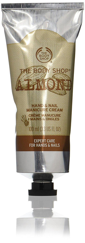 The Body Shop Almond Hand Nail Cream 100ml