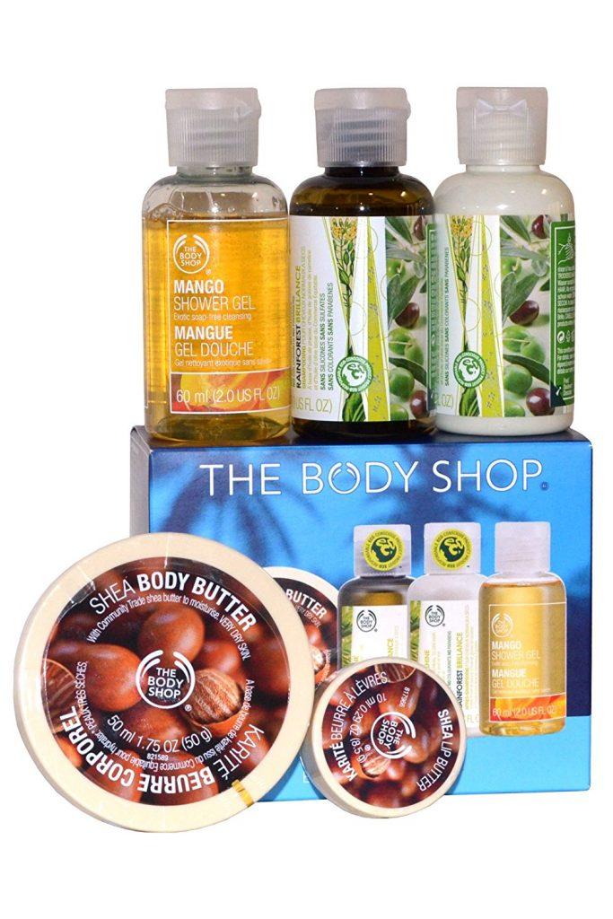 The Body Shop Essentials Gift Set 10ml
