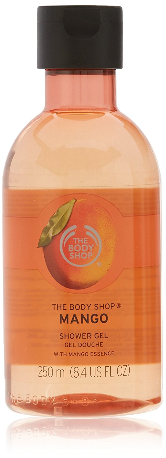 The Body Shop Mango Shower Gel 250ml
