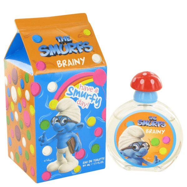 The Smurfs Brainy Smurf Eau de Toilette 50ml Spray