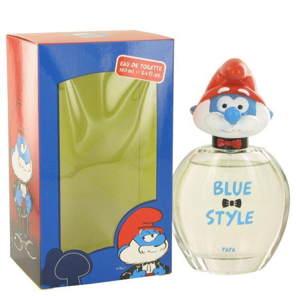 The Smurfs Papa 3D Eau de Toilette 50ml Spray