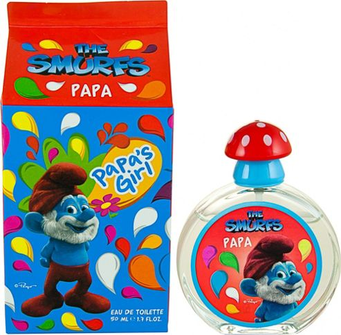 The Smurfs Papa Eau de Toilette 50ml EDT Spray