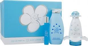 The Smurfs Smurfette Mania Gift Set 50ml EDP 150ml Body Lotion 8ml EDP Roll On