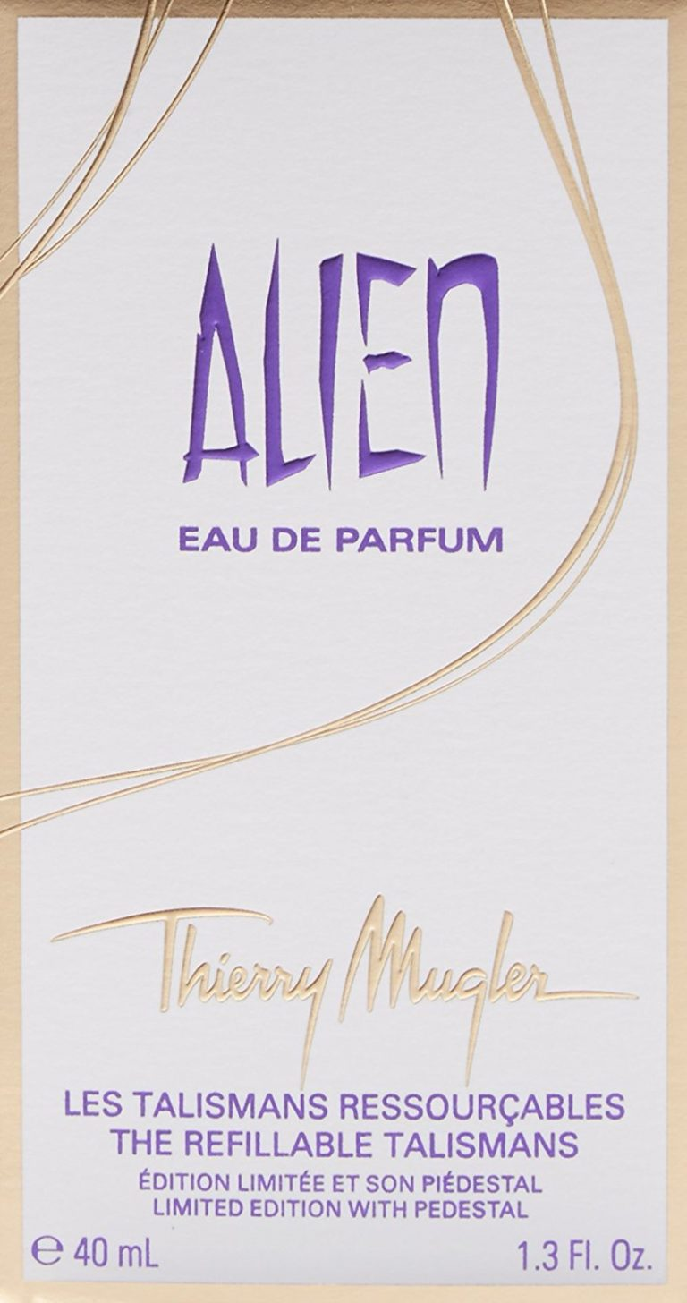 Thierry Mugler Alien Eau de Parfum 40ml Spray Refillable – Talisman Limited Edition