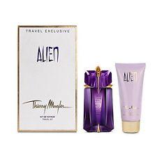 Thierry Mugler Alien Gift Set 15ml Refillable EDP 30ml Radiant Body Lotion