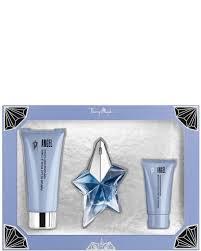 Thierry Mugler Angel Gift Set 25ml EDP 100ml Body Lotion 30ml Shower Gel