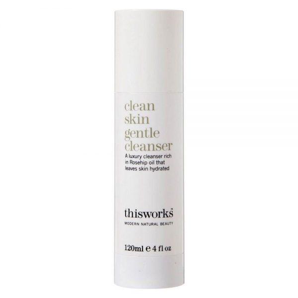 This Works Clean Skin Gentle Cleanser 120ml
