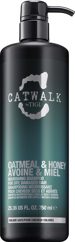 Tigi Catwalk Oatmeal Honey Conditioner 750ml With Pump