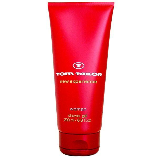Tom Tailor New Experience Woman Bath Shower Gel 200ml