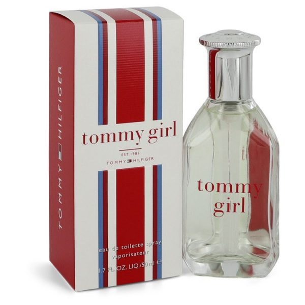 Tommy Hilfiger Tommy Girl Eau de Cologne 50ml Spray 1