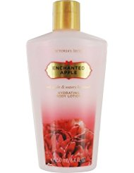 Victorias Secret Enchanted Apple Body Lotion Red Apple Watery Hyacinth 250ml