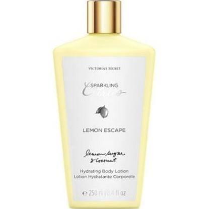 Victorias Secret Lemon Escape Sparkling Body Lotion Lemon Sugar Coconut 250ml