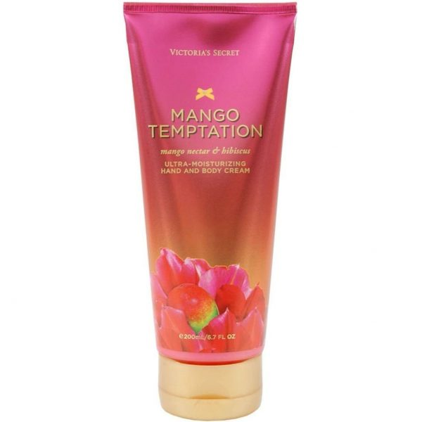 Victorias Secret Mango Temptation Hand and Body Cream 200ml