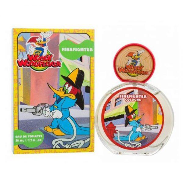 Woody Woodpecker Fire Fighter Eau De Toilette 50ml Spray