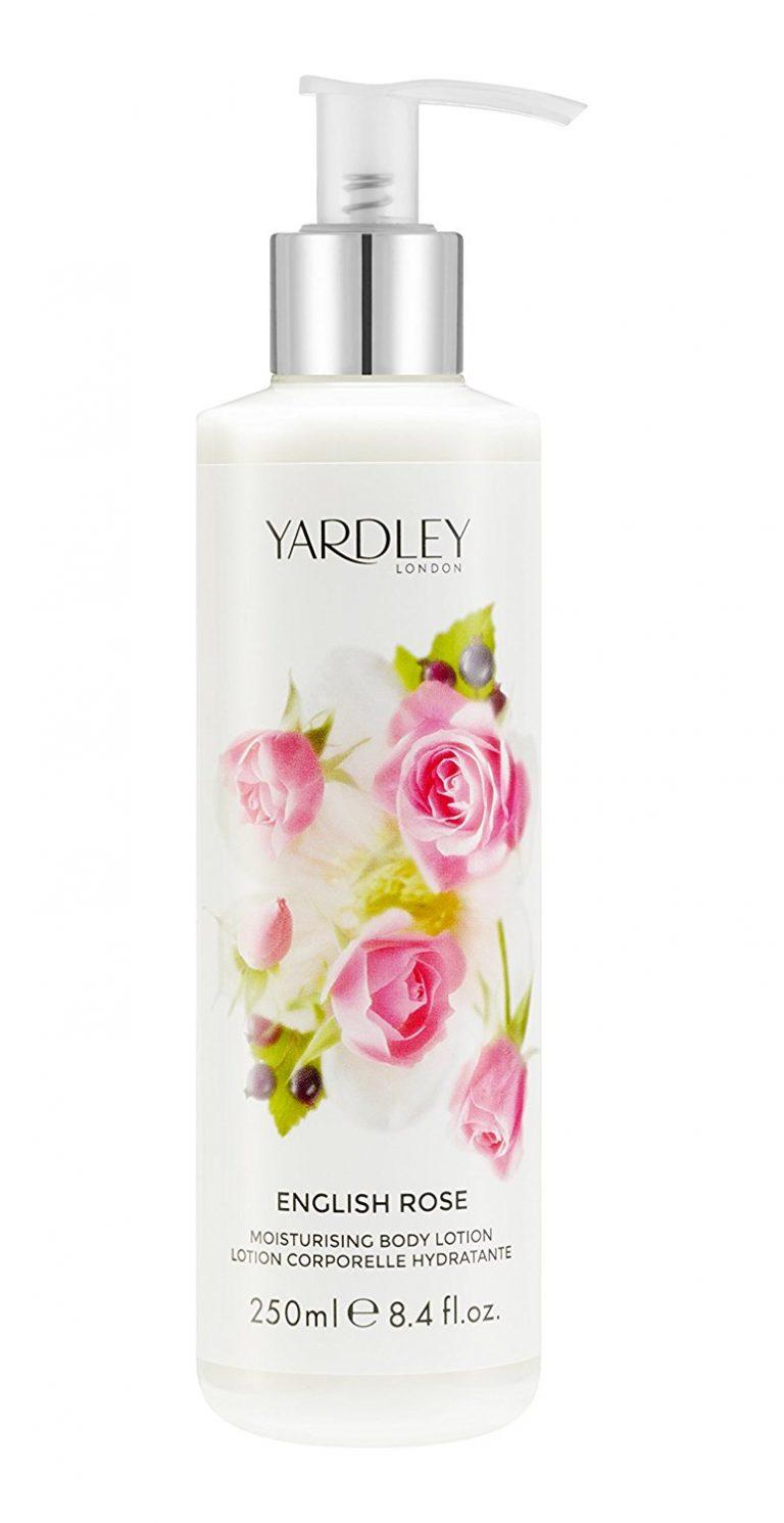 Yardley English Rose Moisturising Body Lotion 250ml
