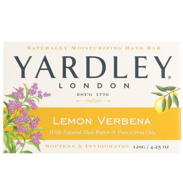 Yardley Lemon Verbena Soap 120g