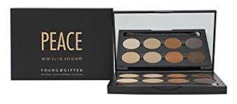 Young Gifted Eye Shadow Palette – Peace
