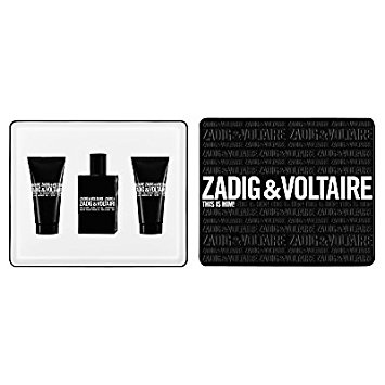 Zadig Voltaire This is Her Gift Set 100ml EDT 75ml Body Lotion 50ml Shower Gel 1