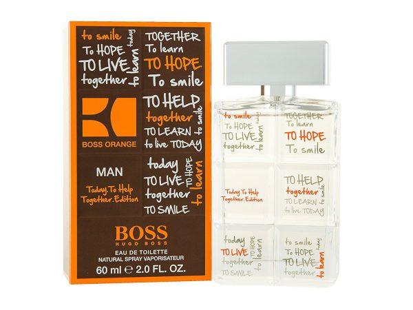 Hugo Boss Boss Orange Man Charity Edition Eau de Toilette 60ml EDT Spray
